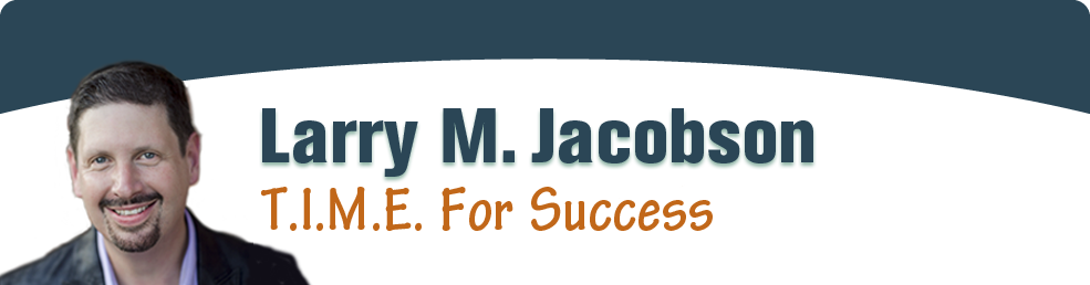 Larry M. Jacobson Helping Young Adults Build a Financial Foundation