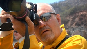 Associated Press Photographer on the Defining Success Podcast with Zeb Welborn