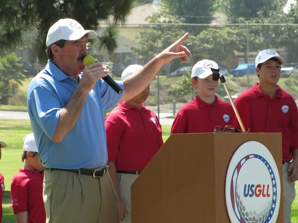 Kevin Flanagan USGLL Golf is Social