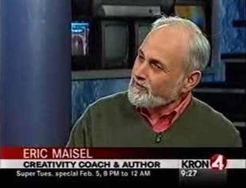 Creativity Coach Dr. Eric Maisel