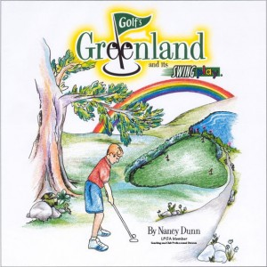 Golfs Greenland Book by Nancy Dunn-Kato