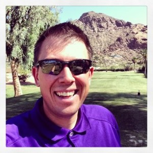 Ricky Potts is the Digital Communications Director at Troon Golf in Scottsdale, Arizona