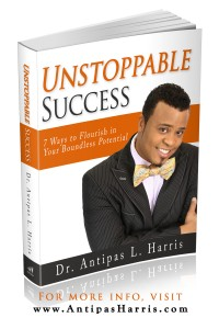 Unstoppable Success by Antipas Harris