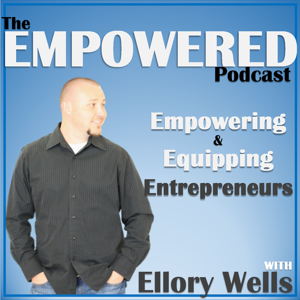 Ellory Wells The Empowered Podcast From Scarcity to Abundance