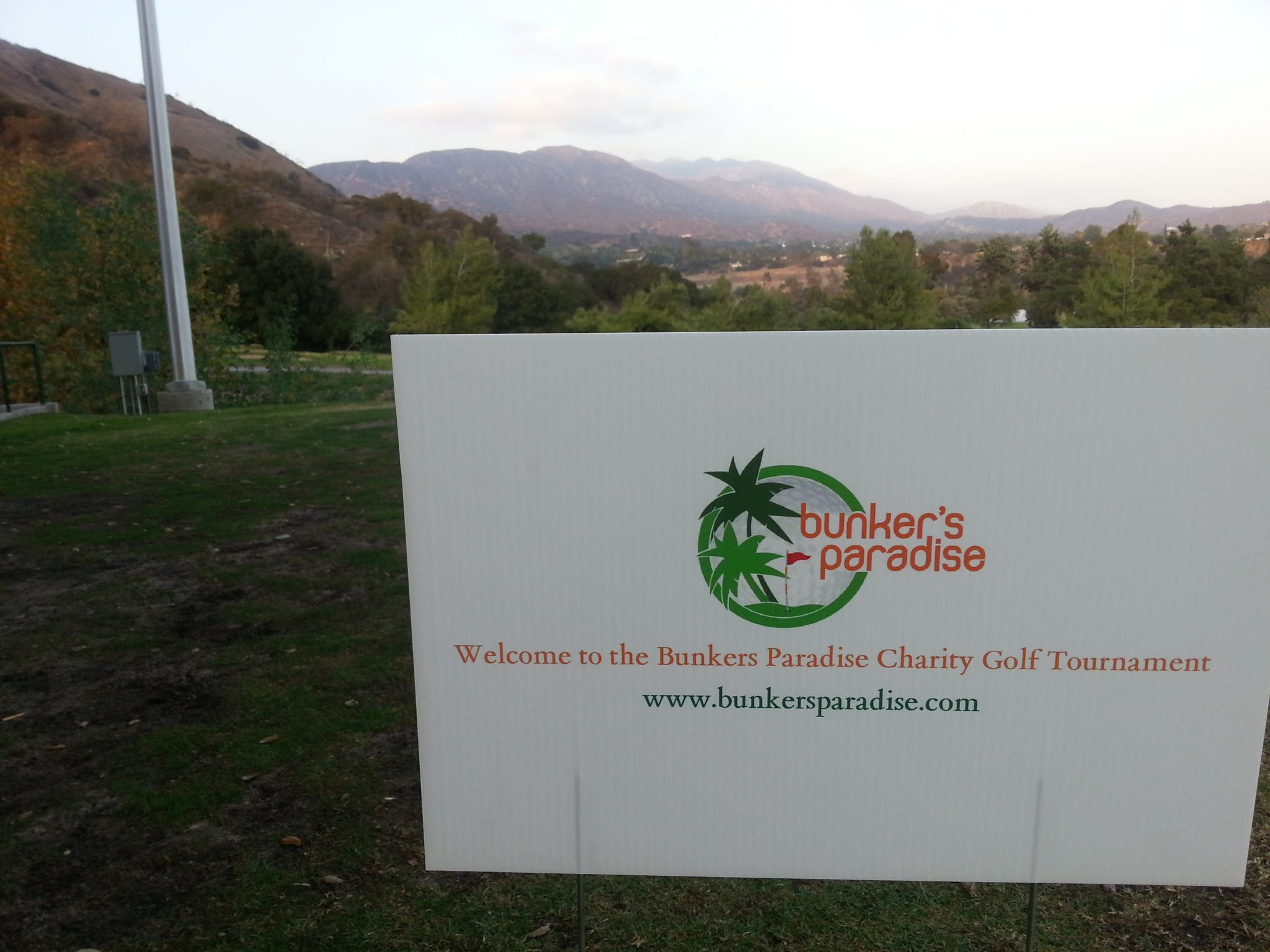 Bunkers Paradise Charity Golf Tournament